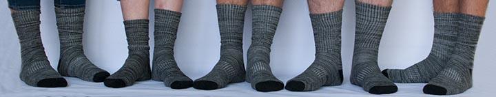 Warm socks (Double cushion) 5 Pairs